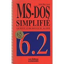 Ms-dos 6.2 simplifie