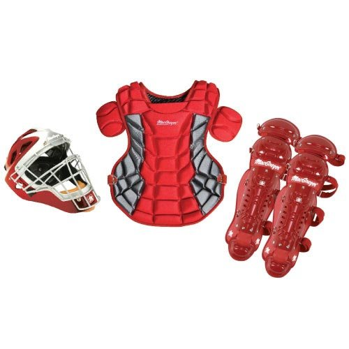 Women's Catcher Gear Pack, Black (Catchers Womens)