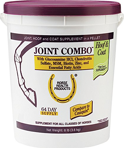 JOINT COMBO HOOF & COAT - 8 LB (Palatable Zinc Supplement)