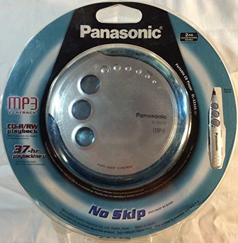 Panasonic SL-SX420 Portable Personal CD Player -- Plays MP3 CD's -