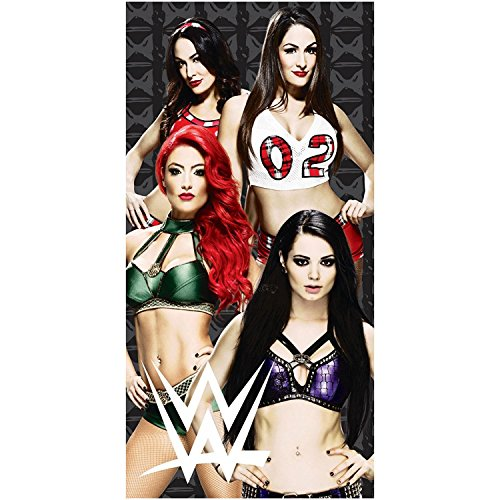 WWE Divas Beach Towel -