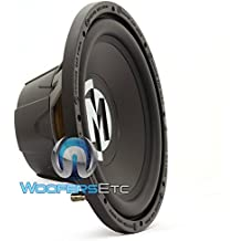 """15-SRX12S4 - Memphis 12"""" 250W RMS 500W Max Street Reference Subwoofer"""