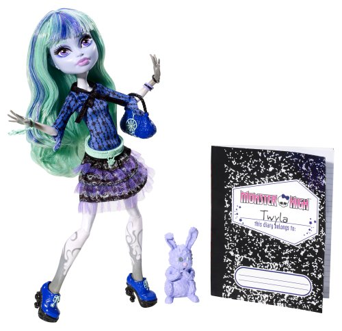 Monster High 13 Wishes Twyla Doll, used for sale  Delivered anywhere in USA