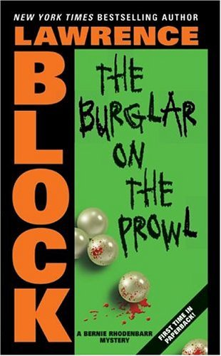 book cover of The Burglar on the Prowl