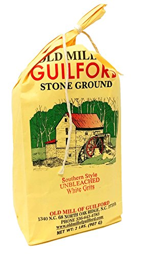 - Old Mill of Guilford - Southern Style White Grits, 2 Lbs