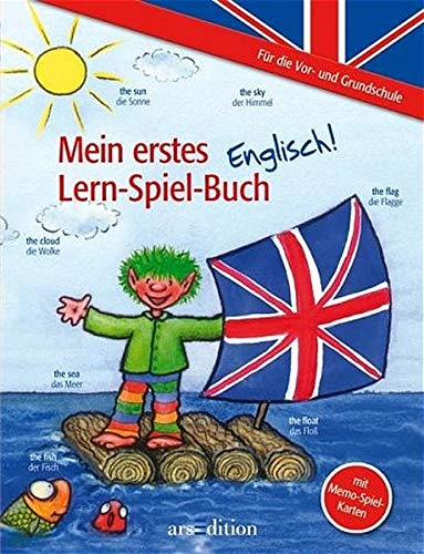 Mein erstes Lern-Spiel-Buch Englisch