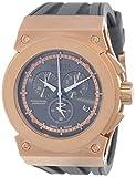 Invicta Men's 12006 Akula Reserve Chronograph Grey Dial Grey Silicone Watch