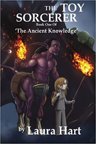 The Toy Sorcerer Ancient Knowledge Laura Hart Shaun