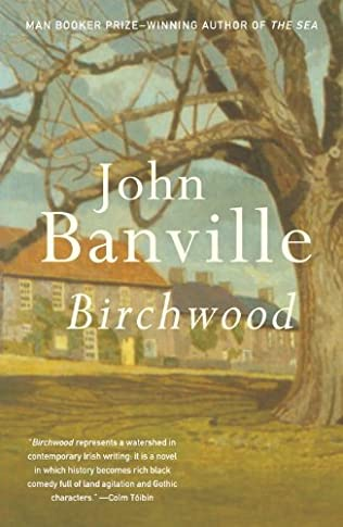 book cover of Birchwood