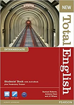 New Total English Intermediate Students' Book with Active Book Pack