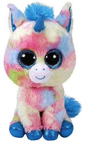 Ty Blitz Unicorn Beanie Boo 15cm