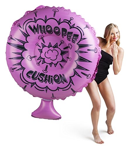 BigMouth Inc Giant Whoopee Cushion Pool Float