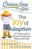 chicken soup for the parents soul - Chicken Soup for the Soul: The Joy of Adoption: 101 Stories about Forever Families and Meant-to-Be Kids