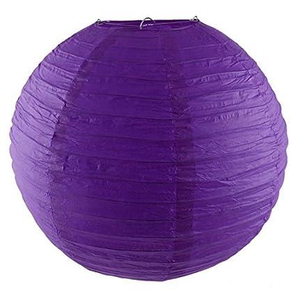 eDealMax Forma bola del Partido de la linterna de la lámpara Luces de Cadena de Regalo