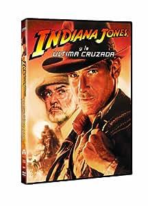 Indiana Jones y la última Cruzada [DVD]