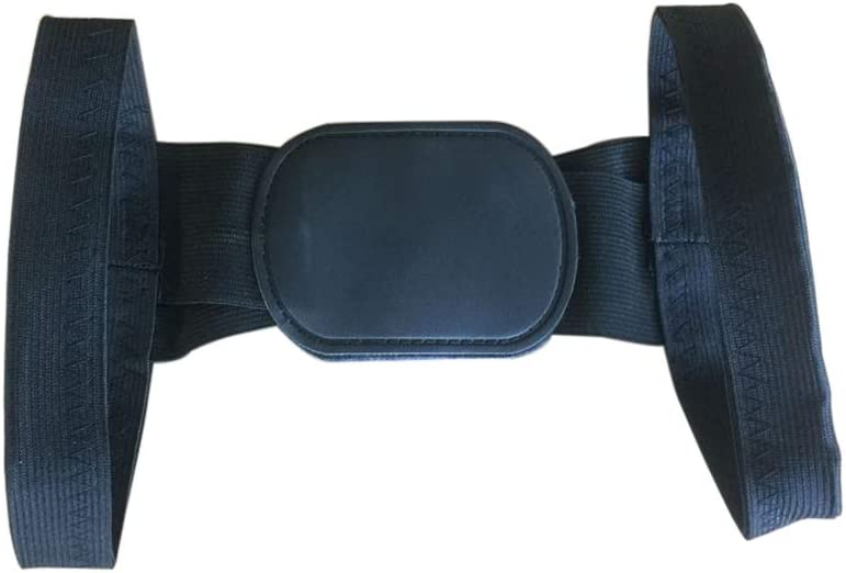 Leezo Shoulder Back Support Posture Corrector Clavicle Brace Strap Comfortable Spinal Neck Support for Women and Men
