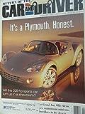 1998 Isuzu Rodeo / Cadillac Eldorado / Lexus SC300 SC 300 / Lincoln Mark VIII / Mercedes Benz CLK320 CLK 320 / Volvo C70 / Dodge Neon Road Test