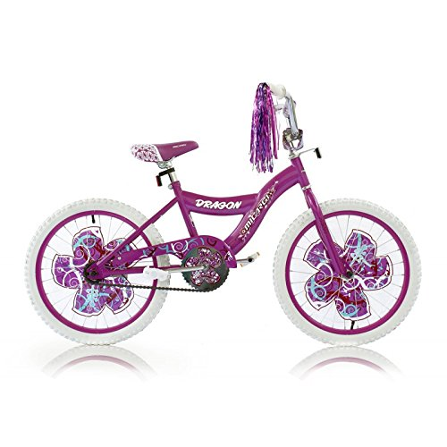 Micargi Bicycles 20 in. Bicycle in Purple