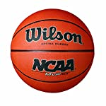 Wilson NCAA MVP Rubber Basketball