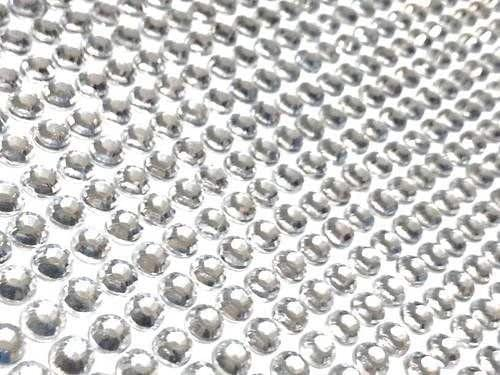 500 x JEWELS SELF ADHESIVE STICK ON GEMS ARTS CRAFTS Diamante Rhinestone BLUE