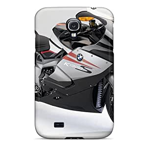 Hot Snap-on Bmw K 1200 S White Hard Covers Cases/ Protective Cases For Galaxy S4