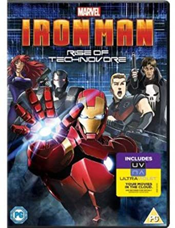 iron man rise of technovore indowebster