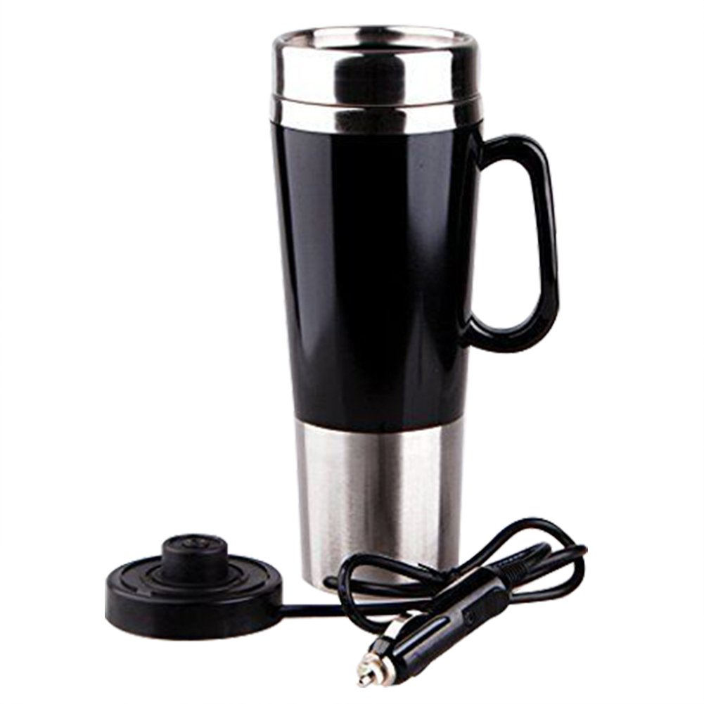 400ml Vacuum Insulated Stainless Steel Travel Mug Car Cup