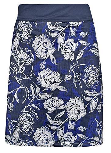 - Callaway Women's Tropical Floral Printed Skort, Peacoat, X-Large Big