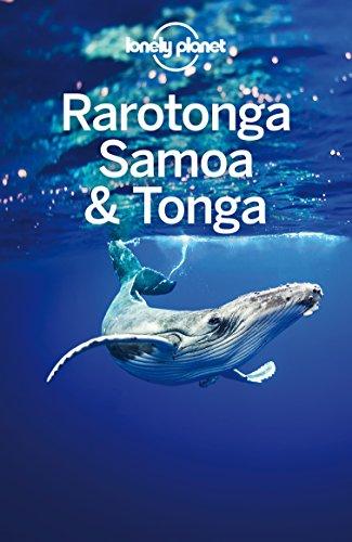 Lonely Planet Rarotonga, Samoa & Tonga (Travel Guide)