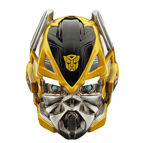 Disguise Transformers Child Role Play Mask - Bumblebee (Transformers Dog Costume)