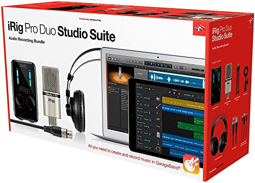 IK Multimedia Studio complete recording