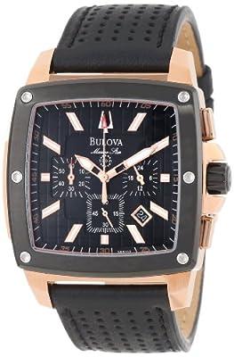 Bulova Men's 98B103 Marine Star Calendar Watch