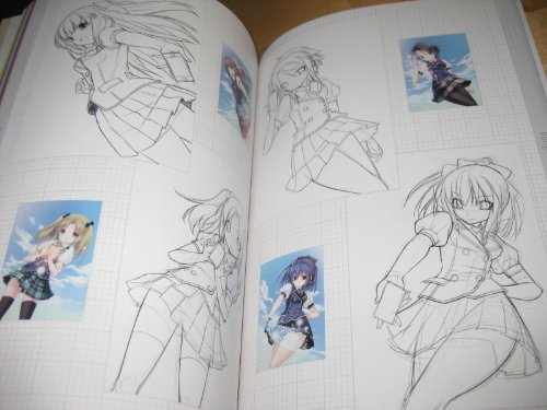 Touch Shiyo! Love Application Official Art Book