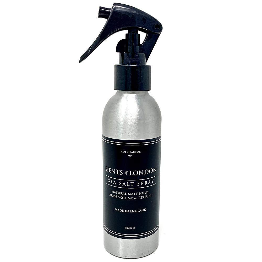 Gents of London Sea Salt Spray Professional Hair Styling Product (150ml)