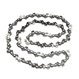 16 Inch Chain Saw Chain 3/8 Inch Pitch 0.05 56DL husqvarna chainsaw mill ripping chain worx parts greenworks
