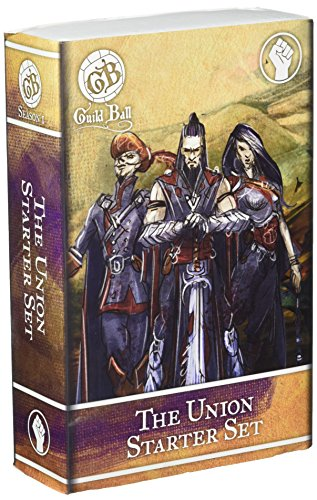 Steamforged Games Guild Ball Union Starter Set by Steamforged Games