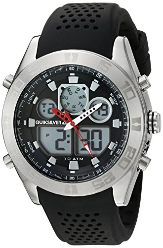 quiksilver-mens-qs-1017bksv-the-fifty50-digital-chronograph-black-silicone-strap-watch
