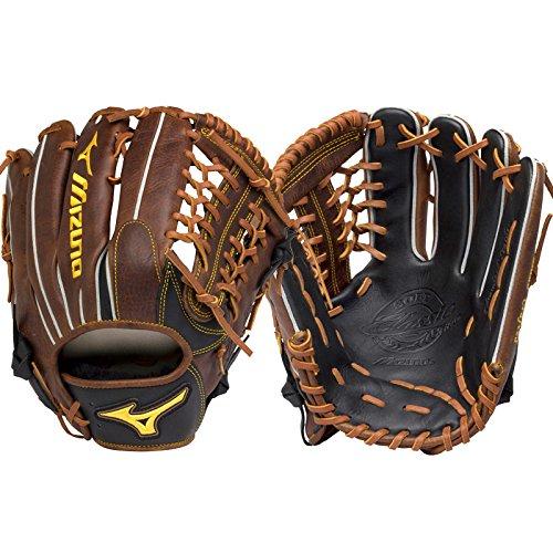 Mizuno Classic Pro Soft Baseball Glove, 12.75in, Right Hand