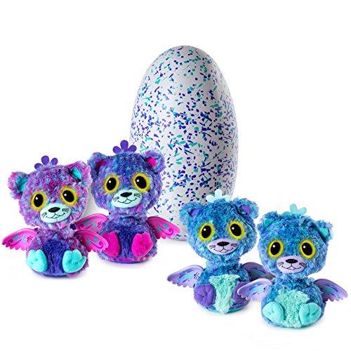 うまれて 英語! ウーモ 海外版 Hatchimals 双子 ツインズ [並行輸入品] Peacat Hatchimals 英語 おもちゃ 孵化する 鳥 動物 ペット [並行輸入品] B076W79BNK, 【税込】:cebf6930 --- m2cweb.com