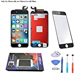 OEM LCD Display & Replacement LCD 3D Touch Screen Digitizer Frame Assembly Replacement Set For iPhone 6S 4.7inch (Black)