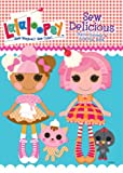 Lalaloopsy Sew Delicious! Giant Coloring and Activity Book