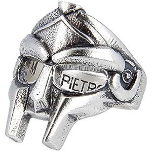Pietro Ferrante Unisex Ring Jewelry Ninety-Twenty-Five Size 10 Trendy Code AAG4410/S