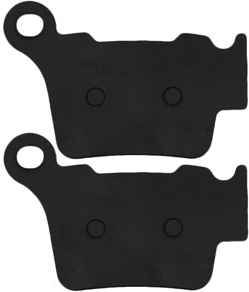 SMR450 SMR 450 2004-2013 EXC-R 450 2008 Cyleto Rear Brake Pads for 450 EXC 450 EXC450 Racing 2004 2005 2006 2007 2011 2012