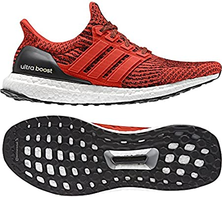 adidas Ultraboost - Zapatillas de Running para Hombre, Naranja ...