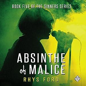 Absinthe of Malice Hörbuch