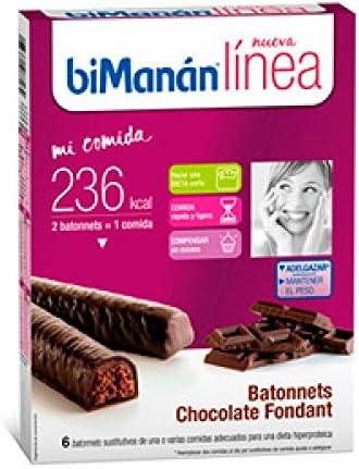 biManán Línea Pack Batonnets - 6 x 31 gr Corazón de coco: Amazon ...
