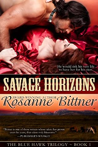 book cover of Savage Horizons