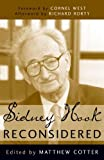 img - for Sidney Hook Reconsidered book / textbook / text book