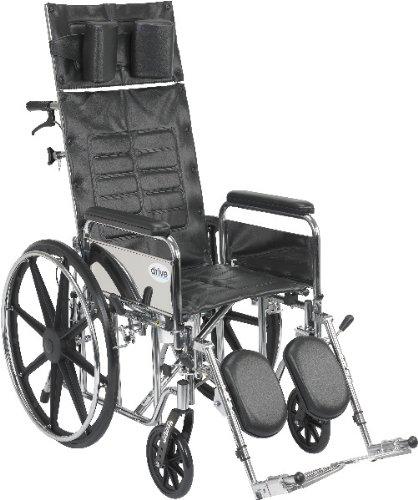 Sentra Reclining Wheelchair 1 pcs sku# 478207MA