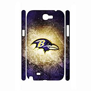 Exquisite Football Series Team Logo Pattern Skin for Samsung Galaxy Note 2 N7100 Case